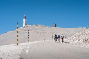 AnyTyme trotseert Mont Ventoux voor MS