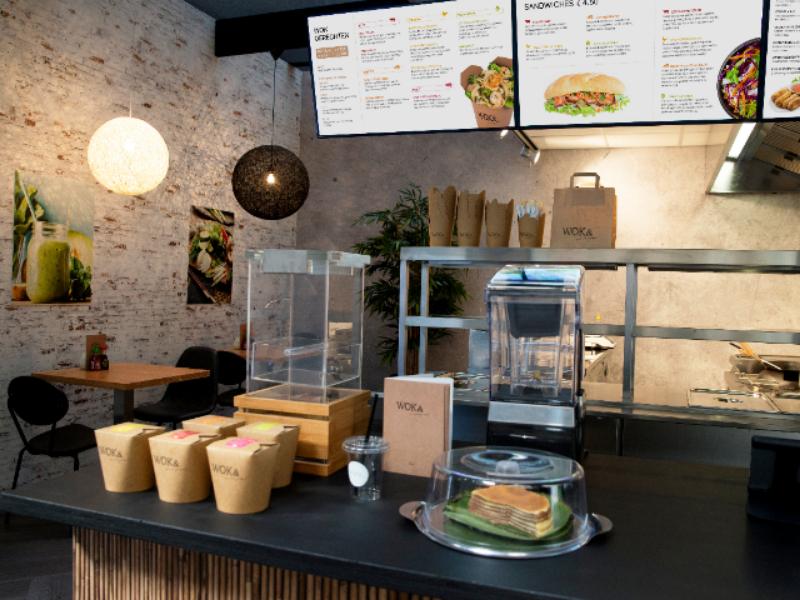 WOK& breidt uit met 7 nieuwe restaurants