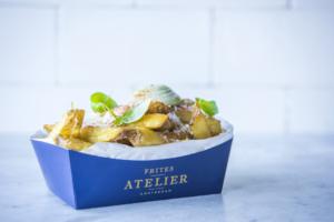 Frites Atelier wil in Gent van start