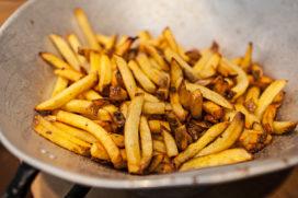 Voedingscentrum start campagne tegen goudbruine friet