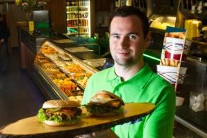 De perfecte hamburger volgens Mark van Gurp