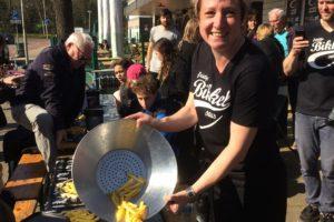 Gerda gaat viral als bedenker van de Bikkelsaus