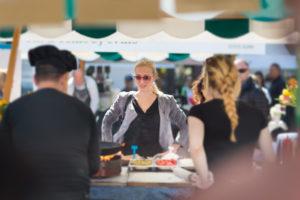 Ganzenkroketten en insectenfriet op Fries festival