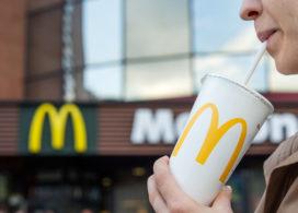 Restaurants McDonald's doen goede zaken