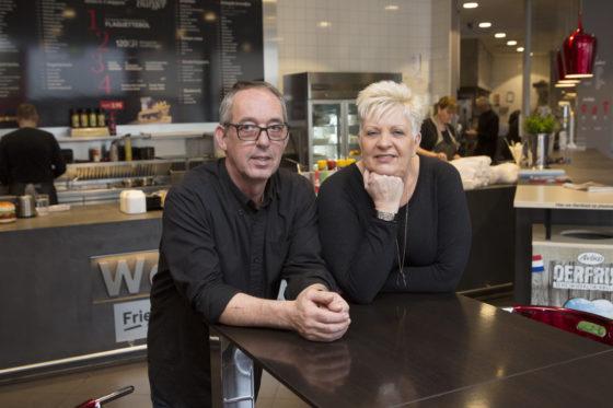 Tom en Ria Dekker. Foto: Studio Kastermans