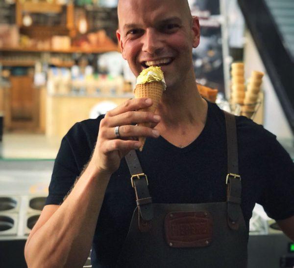 Pieperz gouden ijsje