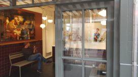 Vlaams friteshuis van Gogh in subtiel nieuw jasje