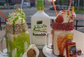 Veel belangstelling voor nieuwe freakshakes van Foodmaster De Viersprong