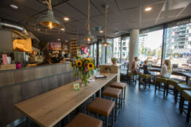 Sfeervol eten bij de nieuwste Big Bread Kitchen