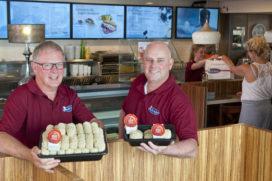 Ronald Meijer, Snackbar De Toren: 'Ambachtelijke snacks horen erbij'