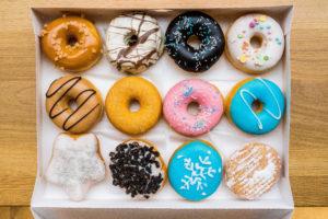 Vier nieuwe zaken voor Dunkin' Donuts