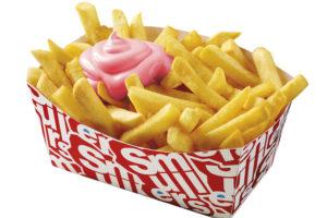 Smullers kleurt saus weer roze tijdens Amsterdam Pride