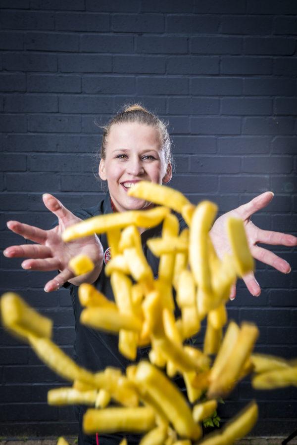 Lestie Dams van Snackpoint Puth
