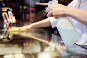 Fastfoodketens regelen schoonmaak beter na strenge controles