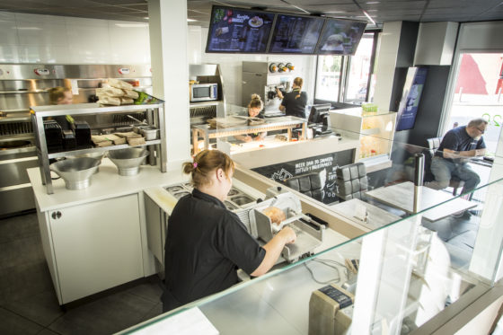 Cafetaria Top 100 2018 nr. 65: Cafetaria 't Huus 2.0, Veenendaal