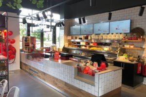 Nieuwe Kwalitaria Délifrance in veelbelovend winkelcentrum