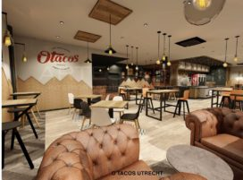 Franse keten O'Tacos opent binnenkort in Nederland