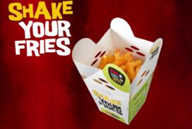 Frietconcept Shake Your Fries wordt landelijk uitgerold