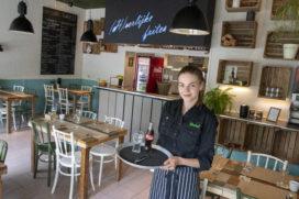 Starter: Joëlle van der Heide, Brasserie Twintig18