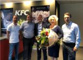 KFC sluit overeenkomst met Bunzl Foodservice