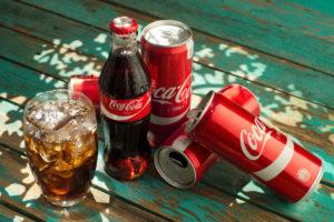 Coca-Cola overweegt om wietdrankjes te maken