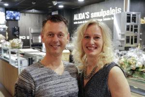 Alida's Smulpaleis slaat nieuwe weg in