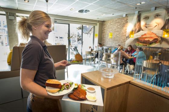 Cafetaria Top 100 2018 nr. 1: Restaria 't Luifeltje, Bergum