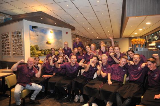 Cafetaria Top 100 2018 nr. 10: Eethuys Airborne, Renkum