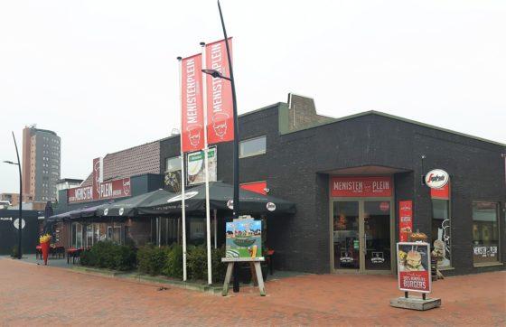 Cafetaria Top 100 2018 nr. 67: Cafetaria Brasserie Menistenplein, Stadskanaal
