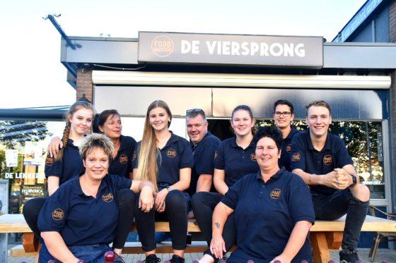 Cafetaria Top 100 2018 nr. 72: Foodmaster De Viersprong, Nieuw-Amsterdam