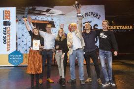 Pieperz dankt winst Publieksprijs aan samenwerking