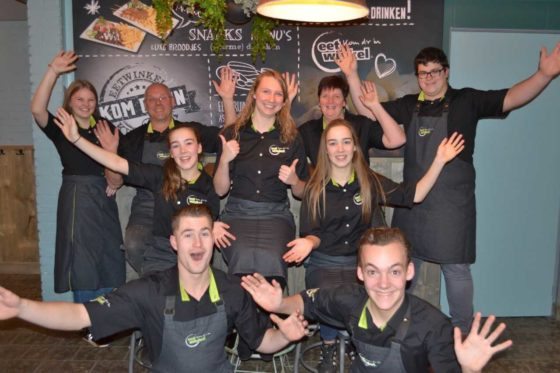 Cafetaria Top 100 2018 nr. 89: Eetwinkel Kom d'r in, Gilze