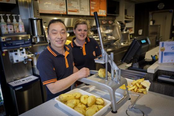 Cafetaria Top 100 2018 nr. 39: Foodmaster Ambachtsgaarde, Den Haag