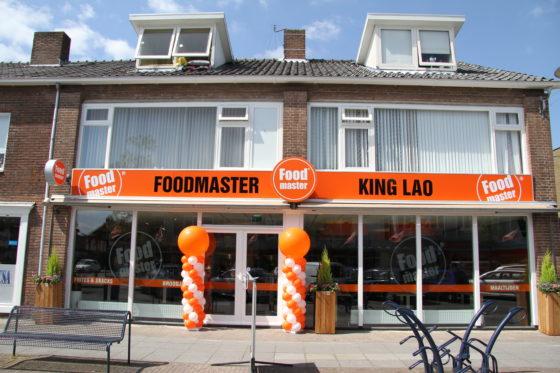 Cafetaria Top 100 2018 nr. 100: Foodmaster King Lao,Aalsmeer