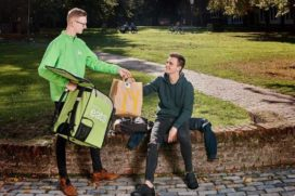 McDelivery kent vliegende start in Groningen