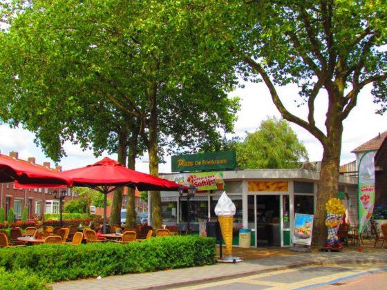 Cafetaria Top 100 2018 nr. 91: Plaza De Frietkraam, Mill