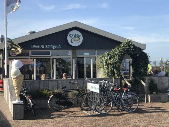 Cafetaria Top 100 2018 nr. 62: Plaza 't Kruuspunt, Ballum