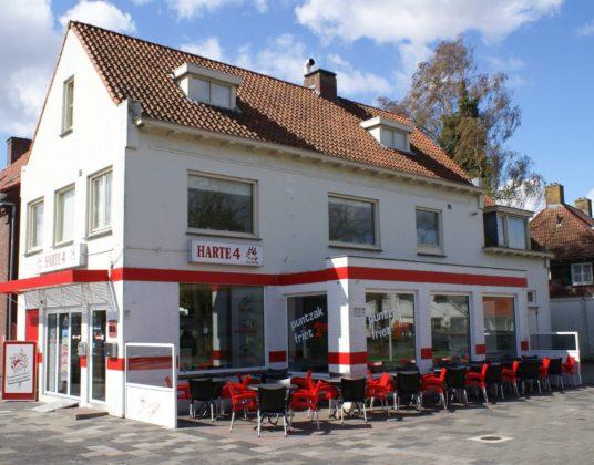 Cafetaria Top 100 2018 nr. 63: Restaria Harte Vier, Roosendaal