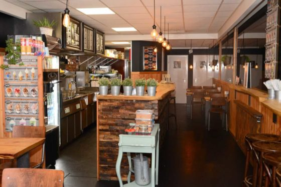 Cafetaria Top 100 2018 nr. 54: Snackbar Lekkerrr, Ouddorp