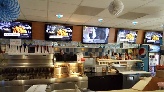 Cafetaria Top 100 2018 nr. 93: Snackpoint de Sticht, Ammerstol