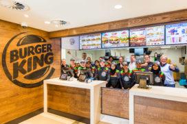 Burger King is terug in Tilburg