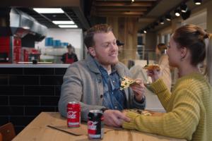 Domino's komt met datingapp op basis van pizzavoorkeur