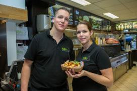 De friettopping van: Sander Coomans, Whizz Burger