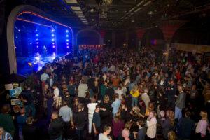 Video: sfeerverslag van de Cafetaria Top 100 in Hilversum