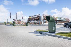 McDonald's wil al het afval herbruikbaar maken