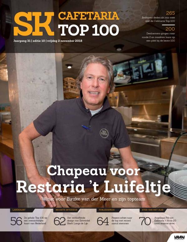 Snackkoerier nummer 10 2018 Cafetaria Top 100