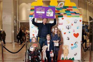 Kinderen Ronald McDonald Huis ontwerpen unieke Happy Meal box