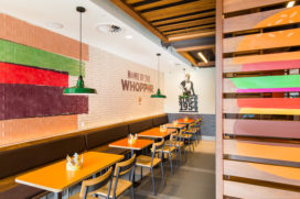 Burger King opent zestigste vestiging in Nederland