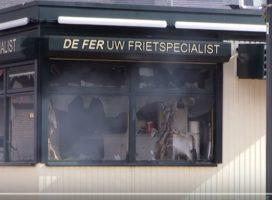 Geliefde frietkot De Fer in Breda zaterdag weer open