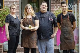 Cafetaria De Brink gaat nieuwe jaar in als Eetwinkel Van Kol